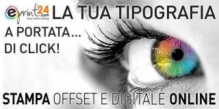 Eprint24.com | Stampa offset e digitale online